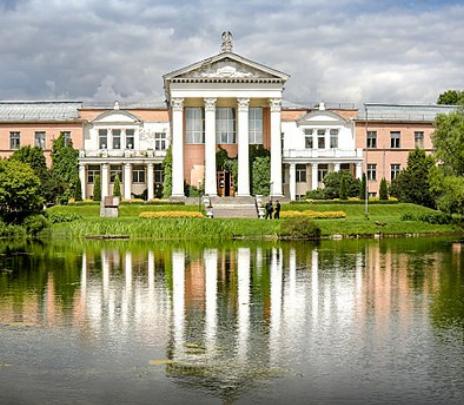 Jardines botánicos: Raíz medicinal de  Rusia