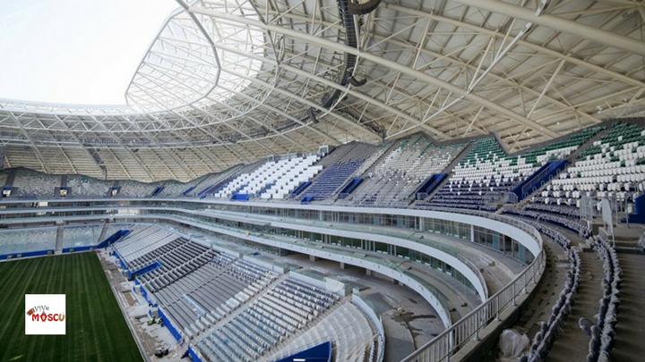 Estadio Samara Arena - Foto: Sputnik