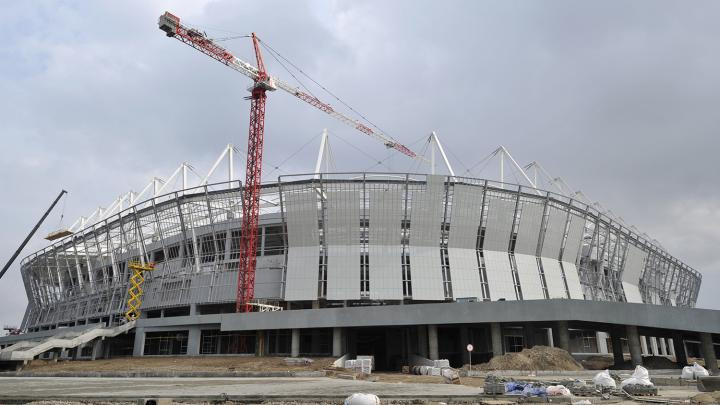Estadio Arena en Rostov del Don
