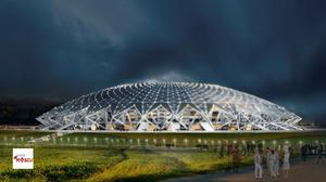 Estadio Samara Arena - Foto FIFA