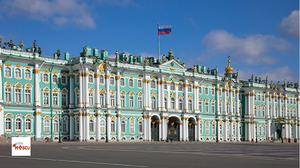 Palacio de Invierno Museo del Hermitage