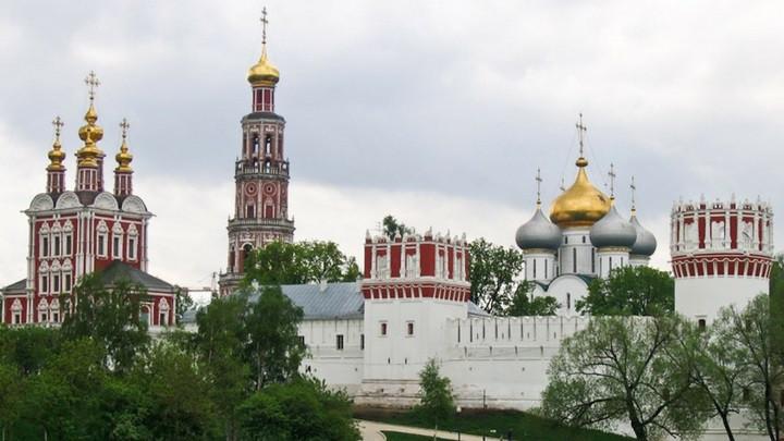 Convento de Novodévichi