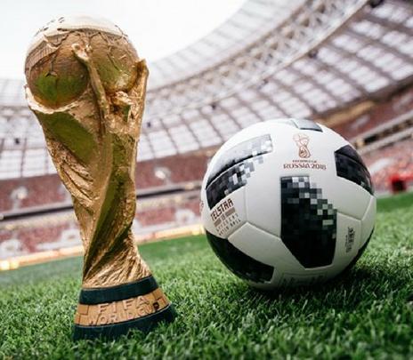 El balón del Mundial Rusia 2018: Pelota Satelital