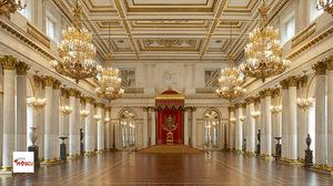 Palacio de Invierno Museo Hermitage