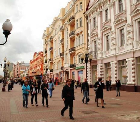 ¿Qué ver en Moscú? Día 2: Tretyakov, Arbat y Parque Gorki