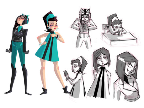 character concepts 4