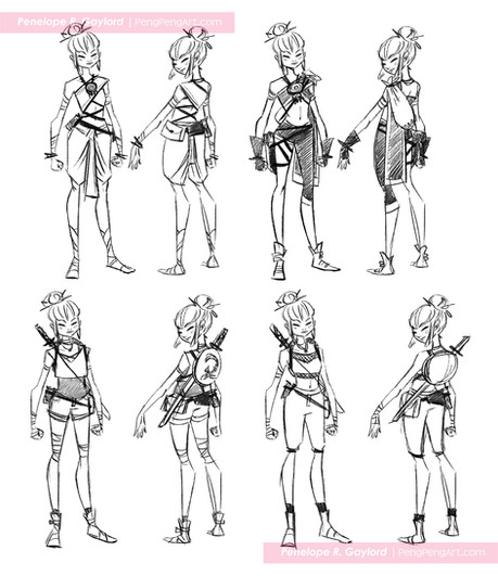 character concepts 5