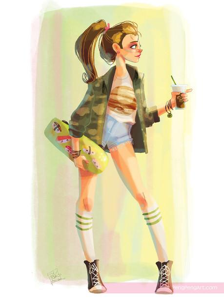 Hipster Sailor Jupiter