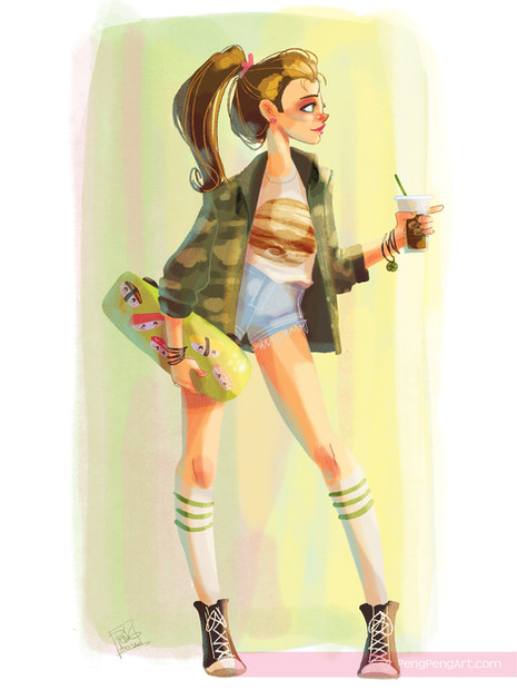 Hipster Sailor Jupiter