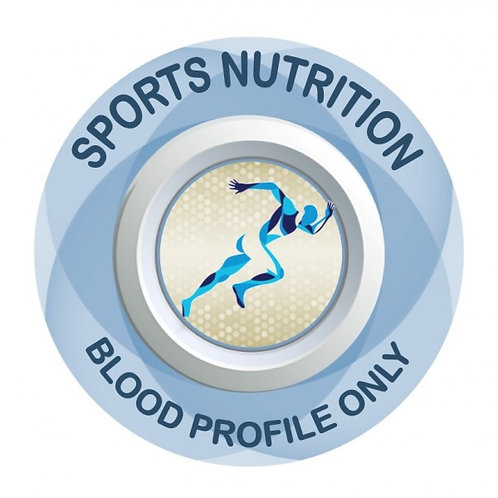 Sports Nutrition Blood Profile