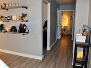 Hallway to Massage / Pedicure Rooms