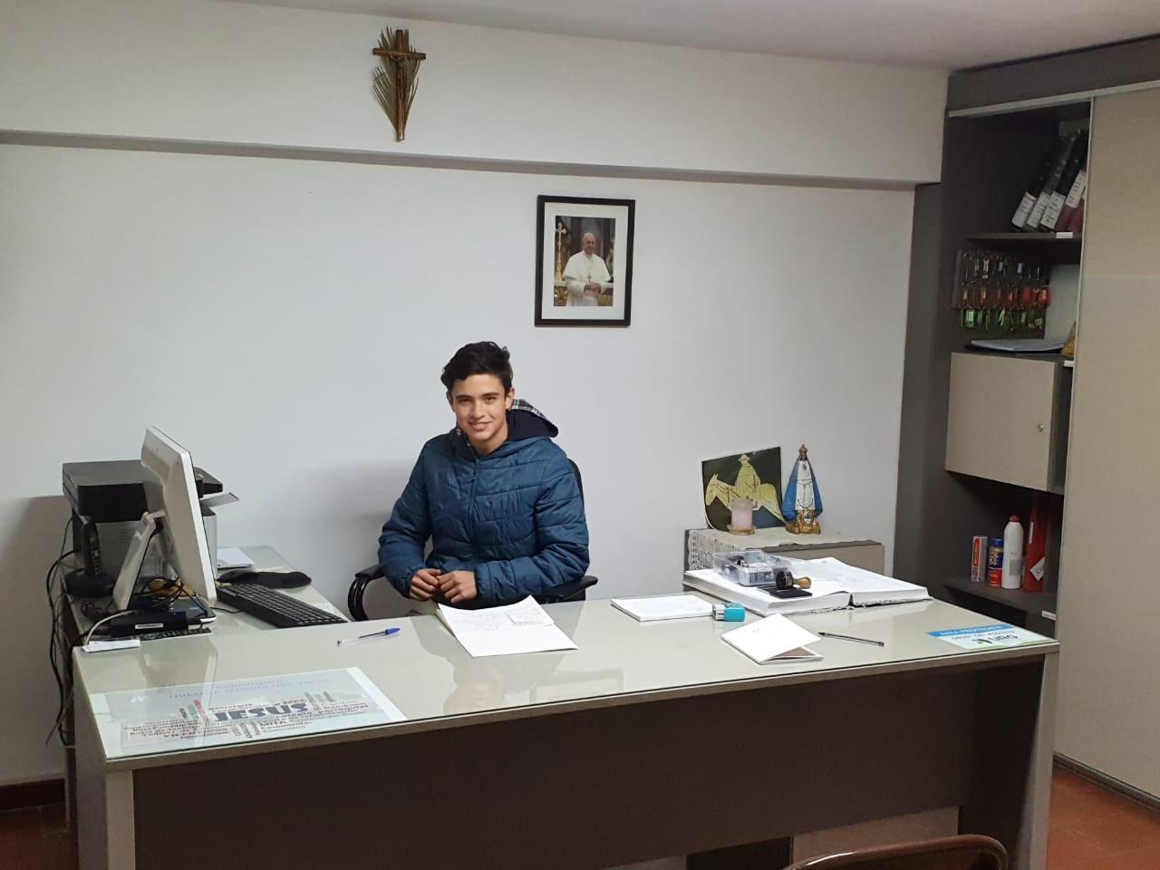 Secretario Parroquial