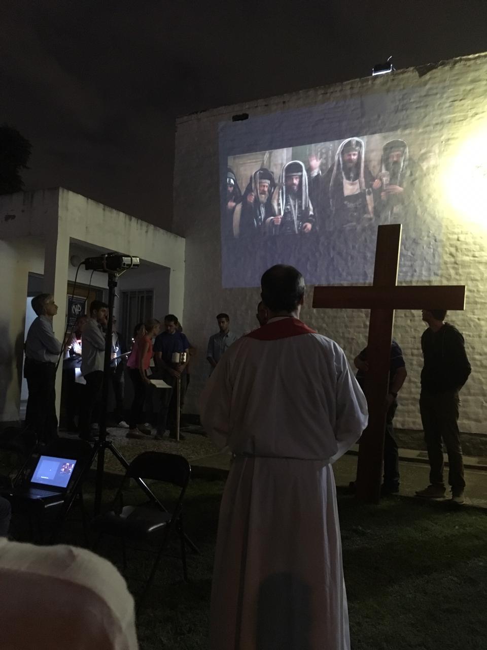 Viernes Santo - Via Crucis