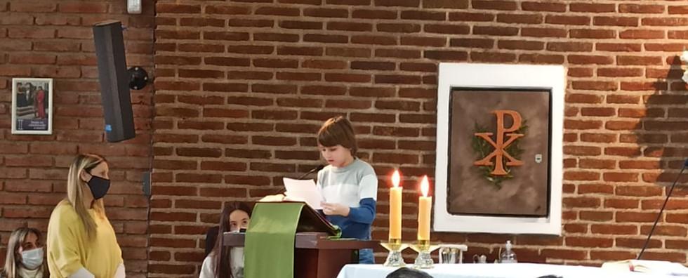 Misa Día del Niño