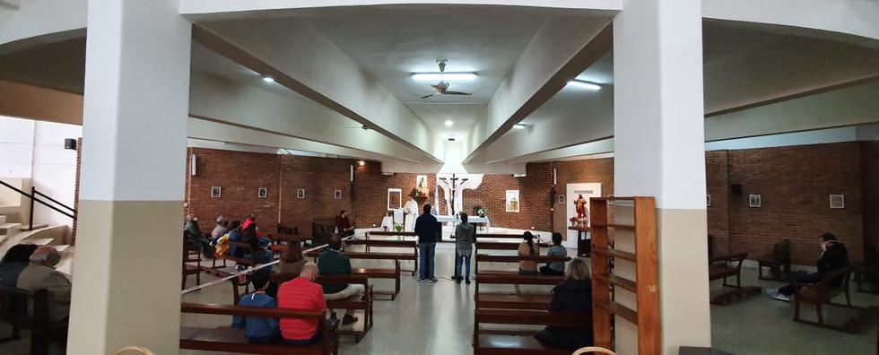 Misa de la Asunción y Día del Educador C