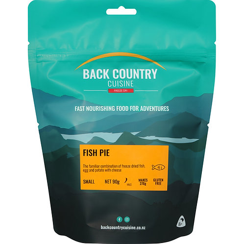 Back Country Cuisine Fish Pie Small
