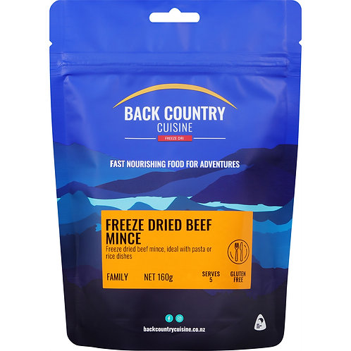 Back Country Cuisine Instant Beef Mince
