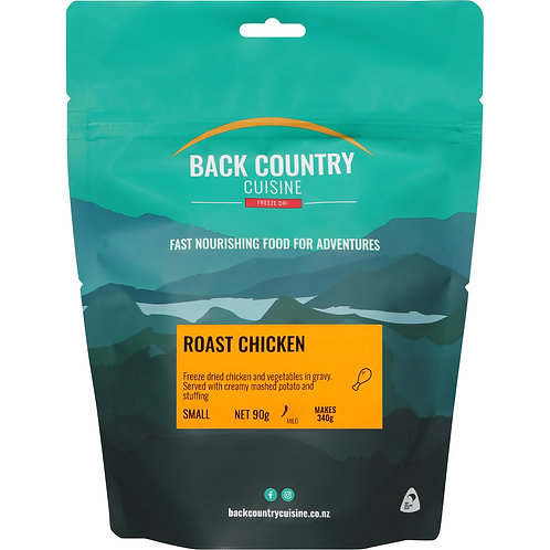 Back Country Cuisine Roast Chicken Small