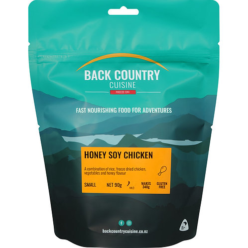 Back Country Cuisine Honey Soy Chicken Small