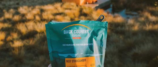 Shop for freeze-dried beef, lamb & venison meals - Venture Outdoors NZ