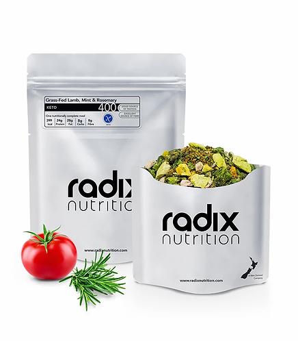 Radix Nutrition Keto 400 Grass-Fed Lamb, Mint & Rosemary