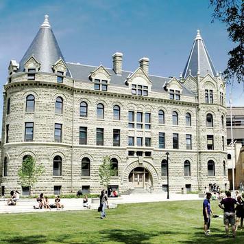 Rhetoric Writing and Communications at University of Winnipeg