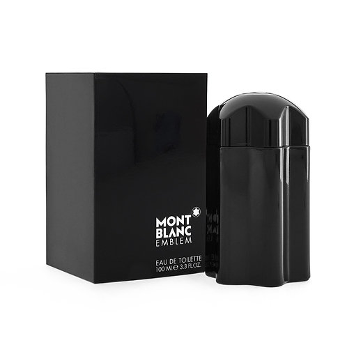 MONT BLANC EMBLEM 100 ML EDT SPRAY