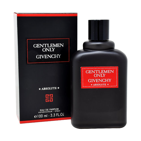 GENTLEMEN ONLY ABSOLUTE 100 ML EDP SPRAY