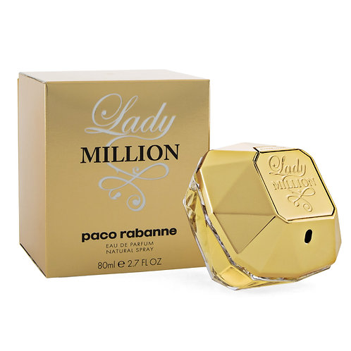 LADY MILLION  80 ML EDP SPRAY