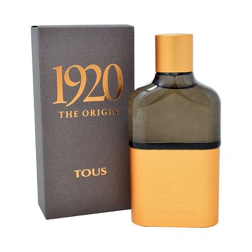 TOUS 1920 THE ORIGIN 100 ML EDP SPRAY