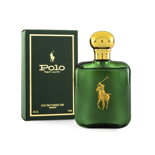 POLO  118 ML EDT SPRAY