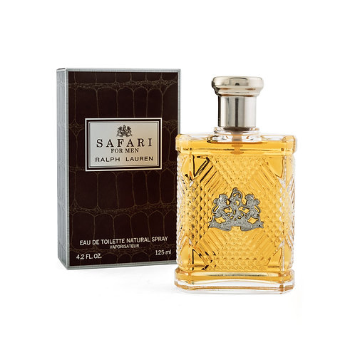 SAFARI FOR MEN 125 ML EDT SPRAY
