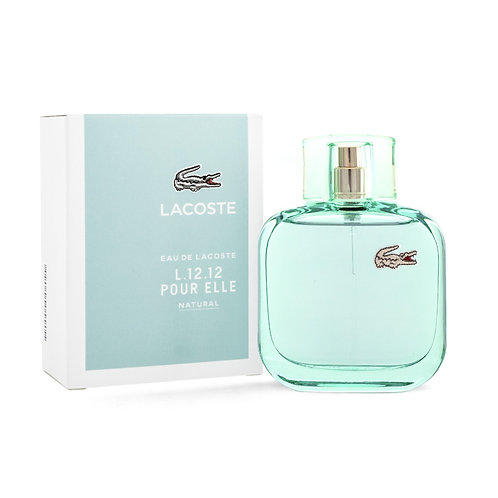 LACOSTE NATURAL 90 ML EDT SPRAY