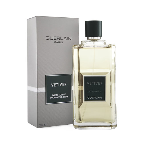 VETIVER 200 ML EDT SPRAY