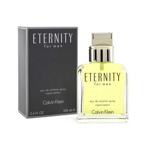 ETERNITY  100 ML EDT SPRAY