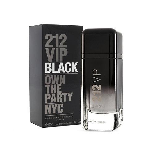 212 VIP BLACK MEN 100 ML EDP SPRAY