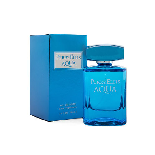 PERRY ELLIS AQUA 100 ML EDT SPRAY