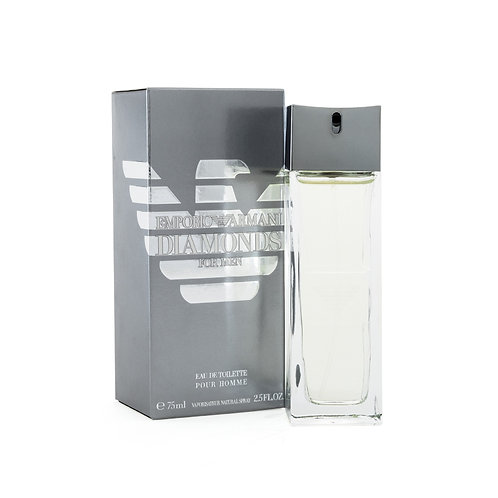 EMPORIO ARMANI DIAMONDS 75 ML EDT SPRAY