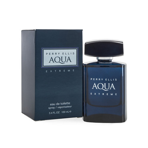 PERRY ELLIS AQUA EXTREME 100 ML EDT SPRAY