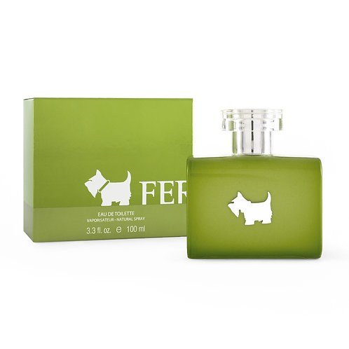 FERRIONI GREEN TERRIER 100 ML EDT SPRAY