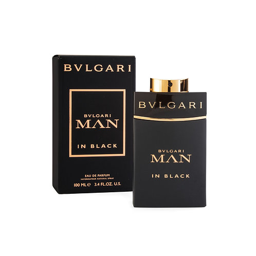 BVLGARI MAN IN BLACK 100 ML EDP SPRAY