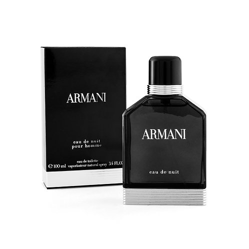 ARMANI EAU DE NUIT 100ML EDT SPRAY