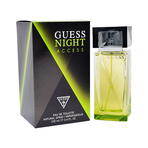 GUESS NIGHT ACCESS 100 ML EDT SPRAY
