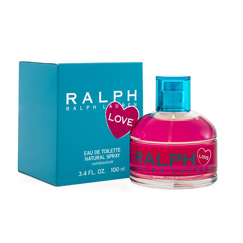 RALPH LOVE 100 ML EDT SPRAY