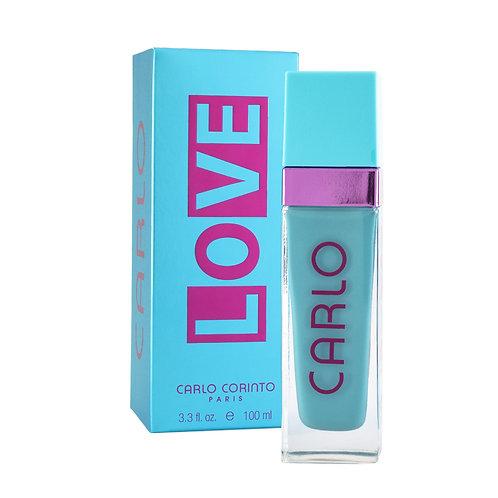 CARLO CORINTO LOVE 100 ML EDT SPRAY