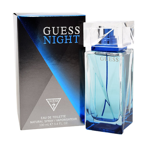 GUESS NIGHT 100 ML EDT SPRAY
