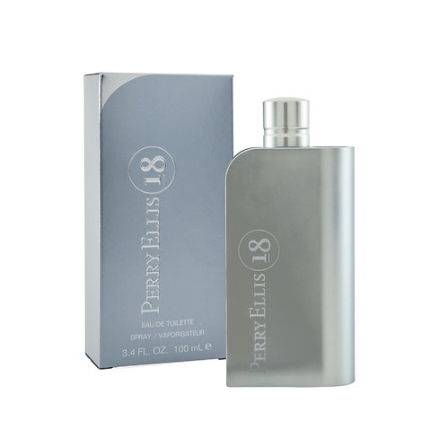 "PERRY ""18""  100 ML EDT SPRAY"