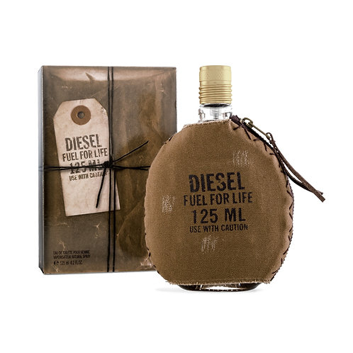 DIESEL FUEL FOR LIFE 125 ML EDT SPRAY