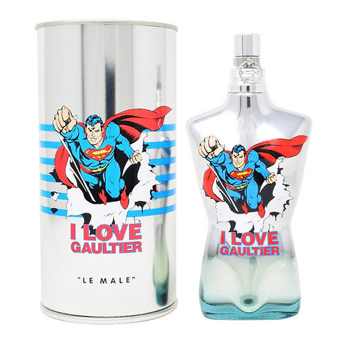 JEAN PAUL LE MALE SUPERMAN EAU FRAICHE 125 ML SPRAY