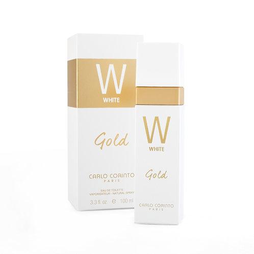 CARLO CORINTO WHITE GOLD 100 ML EDT SPRAY